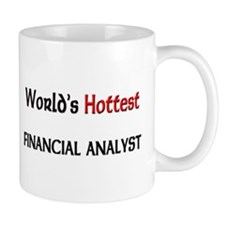 World's Hottest Financial Analyst Mug