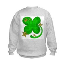 Shamrocks & Stars Sweatshirt