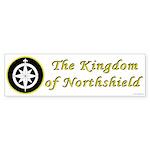 Northshield Populace Bumper Sticker (50 pk)