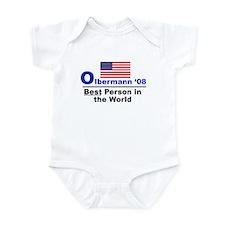 Unique Keith olbermann Infant Bodysuit