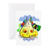Nucleus Greeting Cards (Pk of 10)