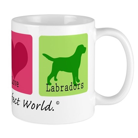 Peace Love Labs Mug