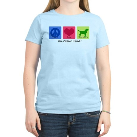 Peace Love Labs Women's Light T-Shirt