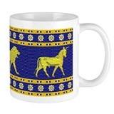 """Gate of Ishtar"" Small Mug"