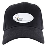 WTD: At Laptop Black Cap