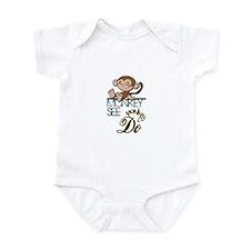 Monkey SEE Infant Bodysuit