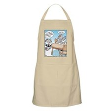 Superhero Rescue Workers BBQ Apron