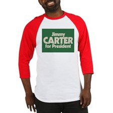 Carter for President Baseball Jersey