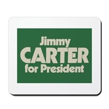 Carter for President Mousepad
