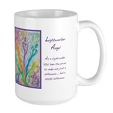 Lightworker Angel Mug