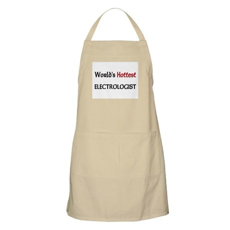 World's Hottest Electrologist BBQ Apron