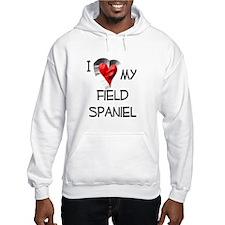Field Spaniel Hoodie