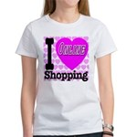 I Love Online Shopping Women's T-Shirt
