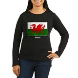 Wales Welsh Flag T-Shirt