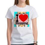 Express Your Passion For Shopping Women's T-Shirt