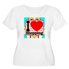 Express Your Passion For Shopping Women's Plus Siz