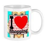 Express Your Passion For Shopping Mug