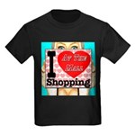 Promote Mall Shopping Kids Dark T-Shirt