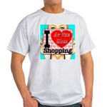 Promote Mall Shopping Light T-Shirt