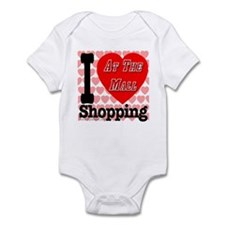 Promote Mall Shopping Infant Bodysuit