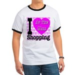 Promote Mall Shopping Ringer T