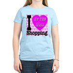 Promote Mall Shopping Women's Light T-Shirt