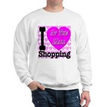Promote Mall Shopping Sweatshirt