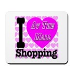 Promote Mall Shopping Mousepad