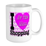 Promote Mall Shopping Large Mug