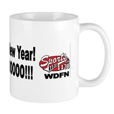 "WDFN ""Happy New Year"" Mug"
