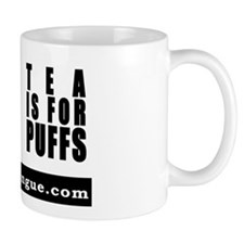 Bravado Mug - tea is for puffs