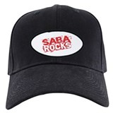 Saba Rocks Baseball Hat