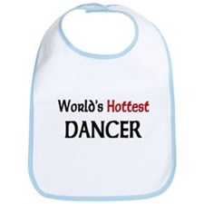 World's Hottest Dancer Bib