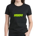 Wierdo Tran Women's Dark T-Shirt