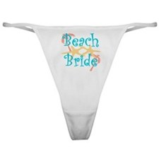 Beach Bride Classic Thong