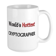 World's Hottest Cryptographer Mug