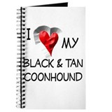 Black & Tan Coonhound Journal