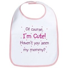 Set 1 - includes the designs to make 15 applique baby bib drawings, complete with funny and sweet sayings along with the 15 sayings as individual designs that you can use on other projects.