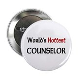 "World's Hottest Counselor 2.25"" Button"