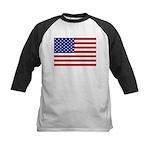 USA-flag Baseball Jersey