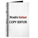 World's Hottest Copy Editor Journal