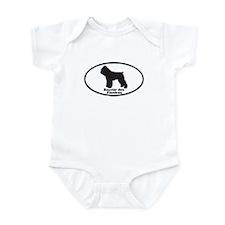 BOUVIER DES FLANDRES Infant Bodysuit