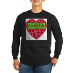 Chicago Long Sleeve Dark T-Shirt