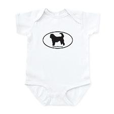 OTTERHOUND Infant Bodysuit