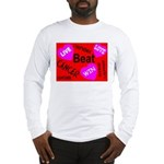 Beat Cancer! Live! Love! Win! Long Sleeve T-Shirt