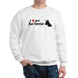 RAT TERRIER Sweatshirt