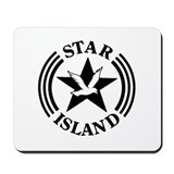 "STAR ISLAND ""Edith's Logo"" - Mousepad"