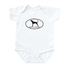 REDBONE COONHOUND Infant Bodysuit