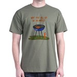All Good In Da Grill Dark T-Shirt