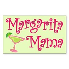 Margarita Mama - Rectangle Decal
